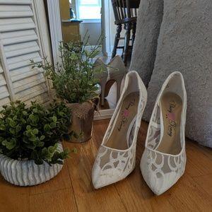 •|Penny Loves Kenny|• ladies heels